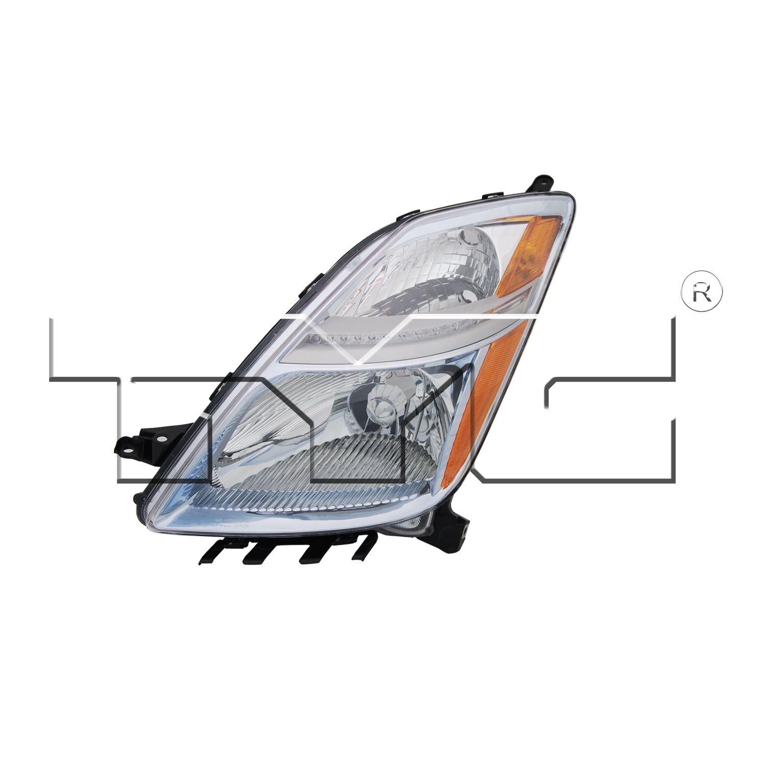 Image Is Loading Headlight Embly Lh Drive Fits 06 09 Toyota