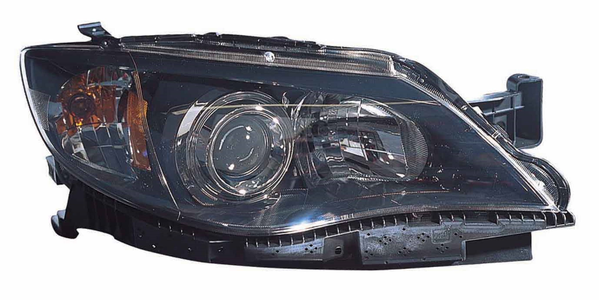 Partslink Number SU2502137 OE Replacement SUBARU IMPREZA Headlight Assembly